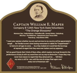 The Mapes Memorial