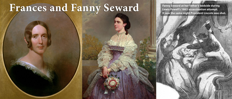 Frances Miller Seward and Frances Adele Seward